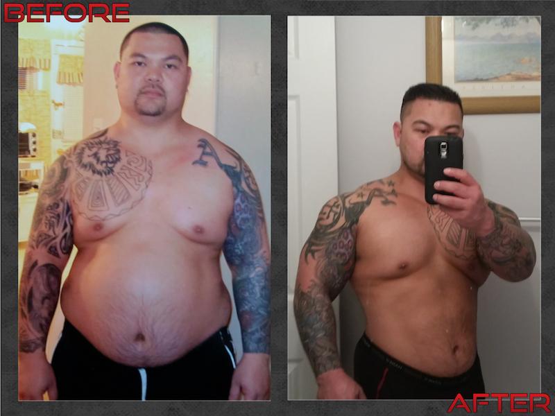 Vendetta Fitness Transformation- Arvin