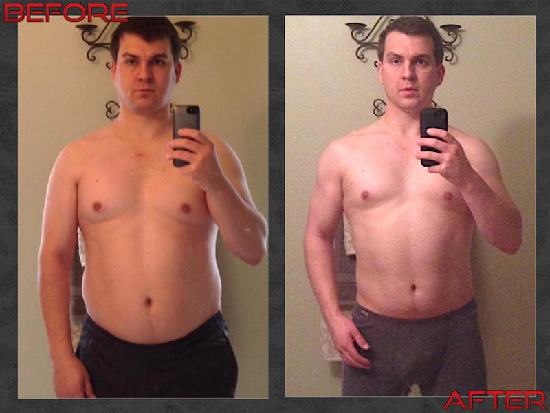 Vendetta Fitness Transformation- P. Jenkins