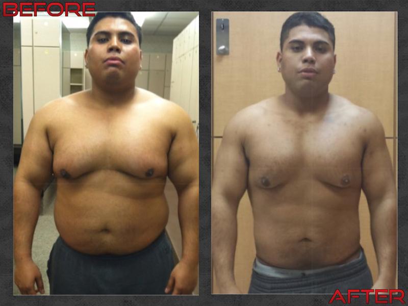Vendetta Fitness Transformation- R. Enriquez